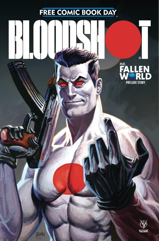 Bloodshot FCBD issue