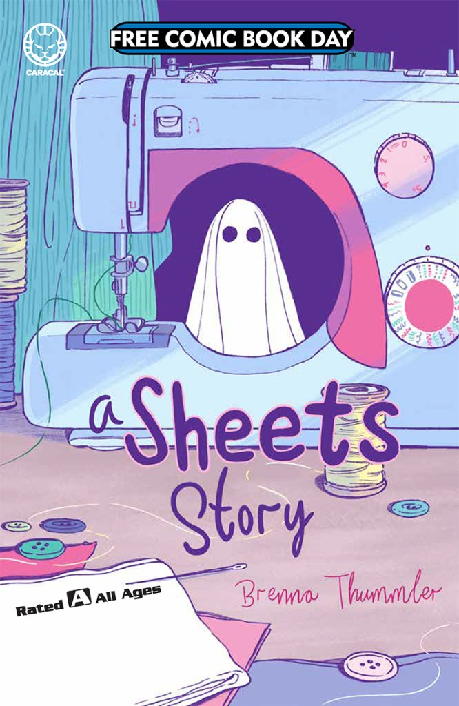 A Sheets Story FCBD issue