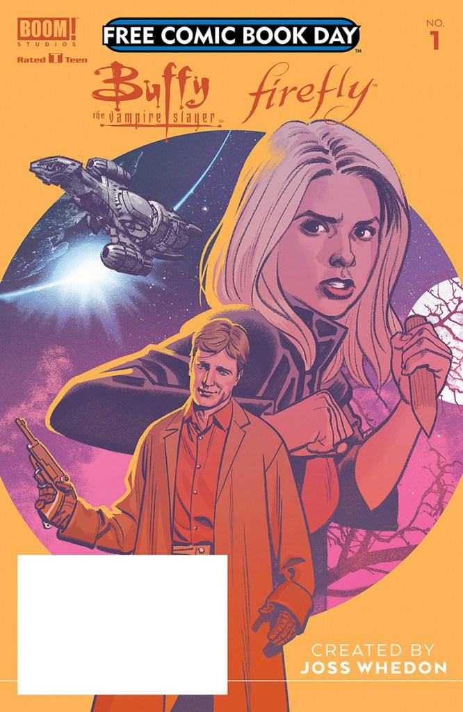 Whedonverse FCBD issue