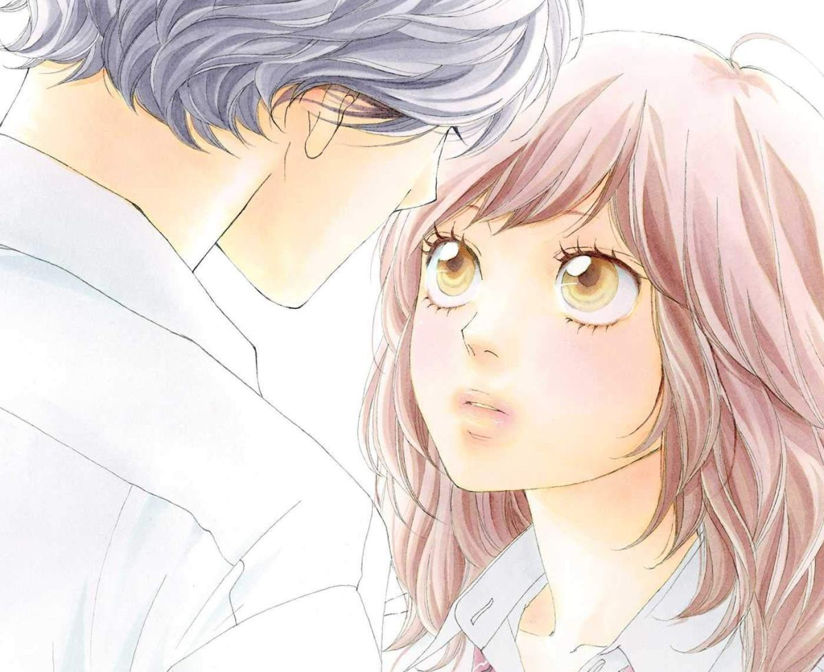 Ao Haru Ride Volumes 5 & 6