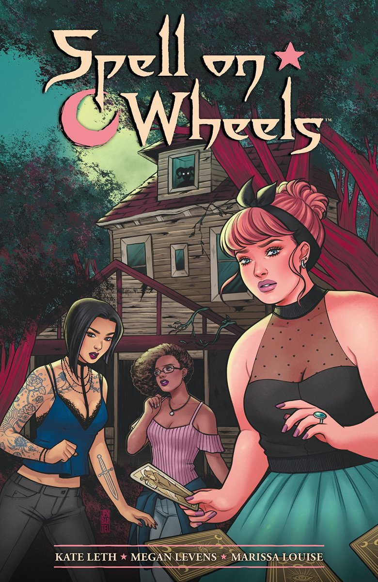 Spell on Wheels, Avant Guards Move to Graphic Novels