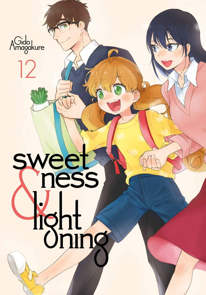 Sweetness & Lightning Volume 12