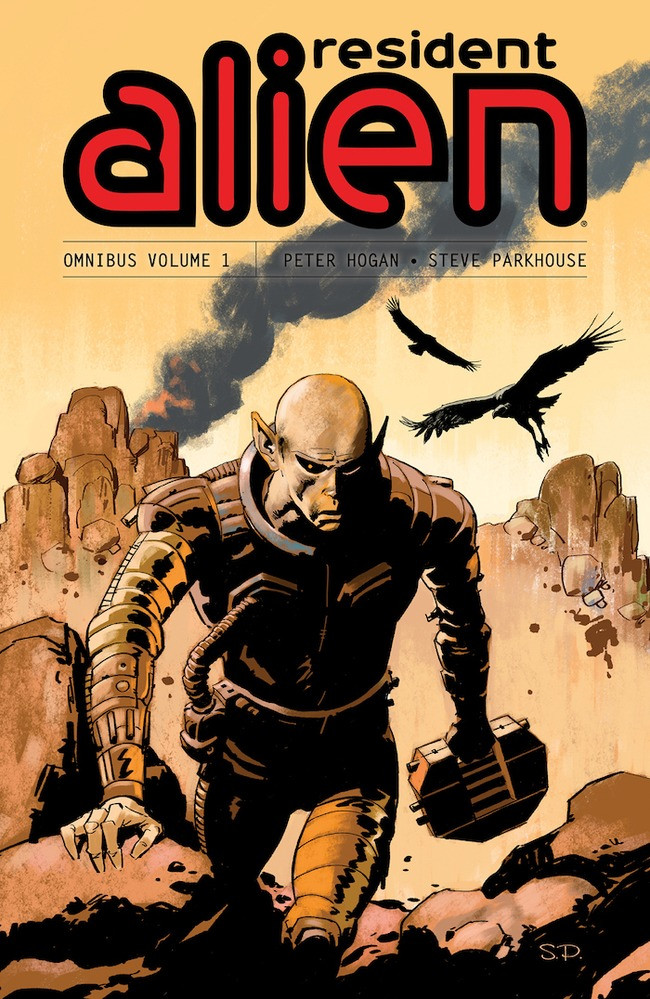 Resident Alien Omnibus Volume 1