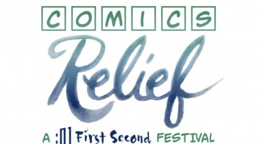 First Second Comics Relief Festival