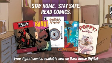 Free Dark Horse Digital comics