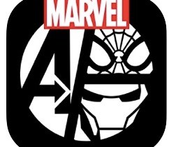 Marvel Comics App logo