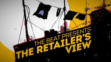 The Beat Presents the Retailer's View column logo
