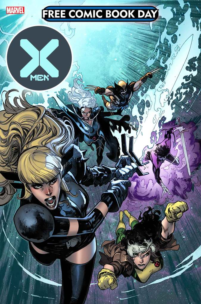 Free Comic Book Day 2020: X-Men