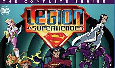 Legion of Super Heroes: The Complete Series