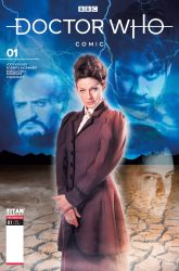 Doctor Who: Missy #1 Cover B by Donna Askem