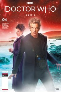 Doctor Who: Missy #4 Cover B by Donna Askem