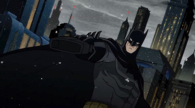 Batman: Long Halloween image