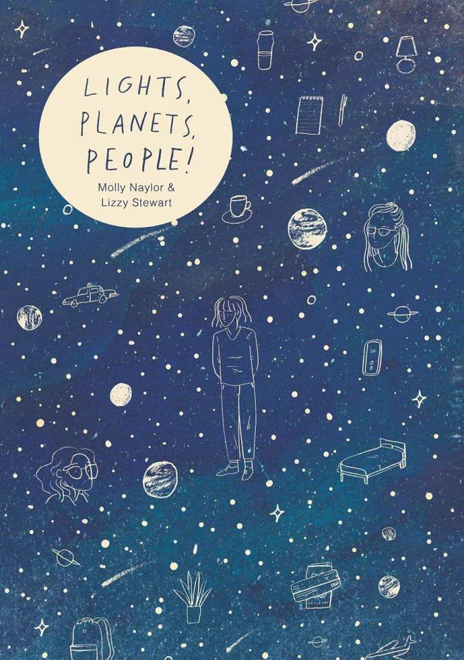 Lights, Planets, People! cover