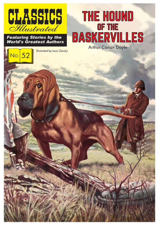 Classics Illustrated: The Hound of the Baskervilles