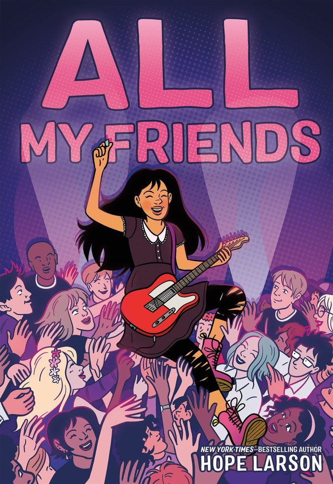 All My Friends cover
