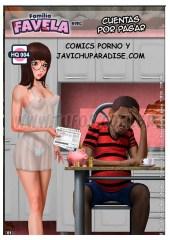 Familia Favela 4 Español comic