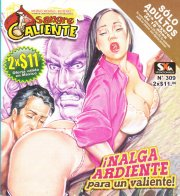 Sangre Caliente 309 comic en español