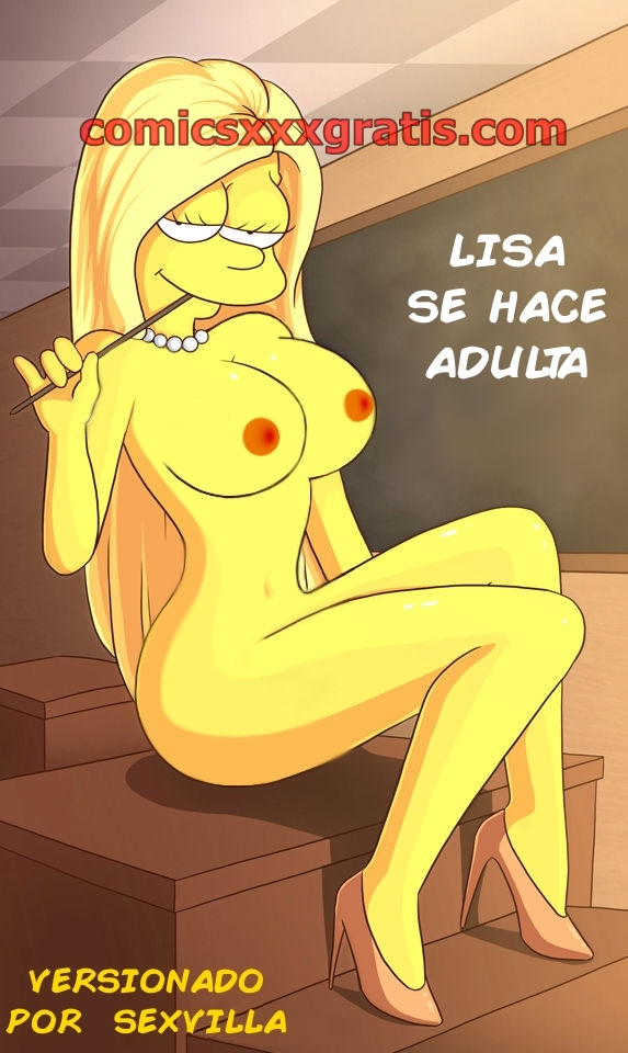 adult lisa simpsons porn