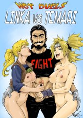Hot Duels Temari vs Linka English