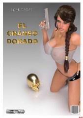 Lara Croft The Golden Skull cómic xxx