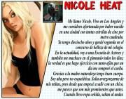 El Casting Porno de Nicole Heat