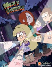 Next Summer – Gravity Falls XXX english