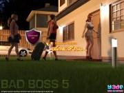 Bad boss comic xxx