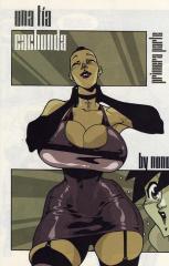 Una Tia Cachonda By Nono XXX comics