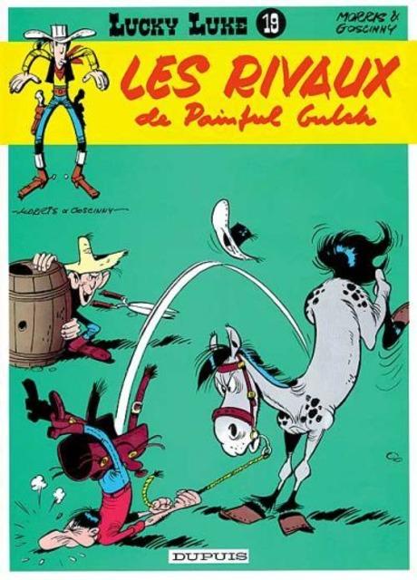 Les Rivaux De Painful Gulch : rivaux, painful, gulch, Lucky, Rivaux, Painful, Gulch, (Issue)