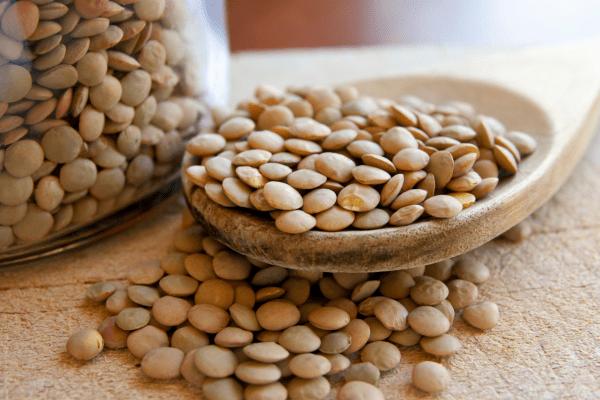 Os alimentos ricos em fibras