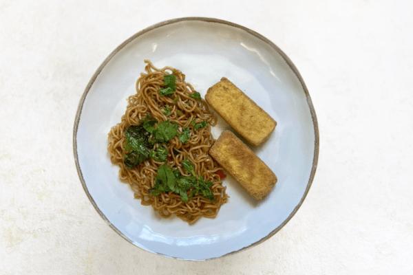 Noodles asiáticos