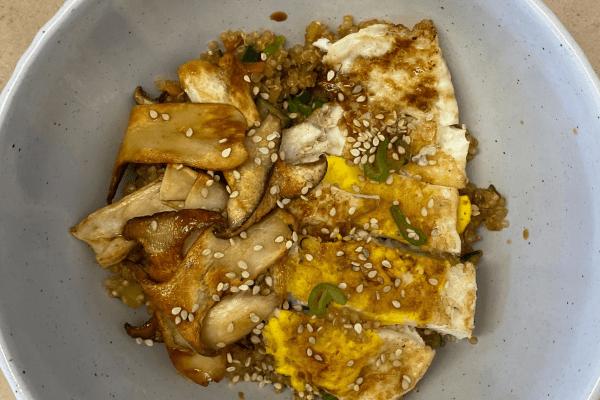 Quinoa asiática