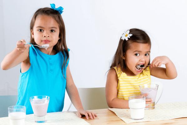 Qual o melhor iogurte para o bebé?