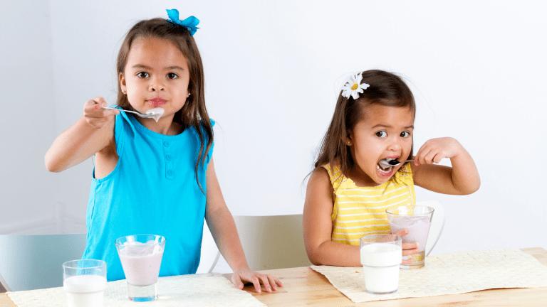 iogurtes para bebé