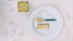 paté de tofu e grão