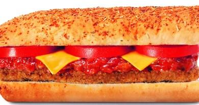 Subway tem novo sanduíche
