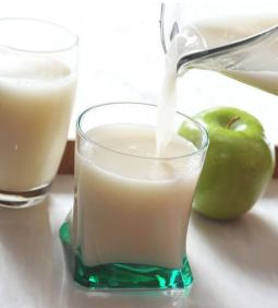 Receta de Agua de Manzana