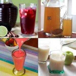 Bebidas peruanas