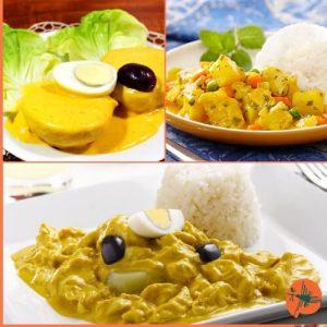 Comidas Recetas con Aji amarillo (1)