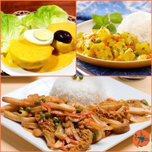 Comidas Recetas con papas o patatas (1)