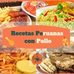 Recetas Peruanas con Pollo