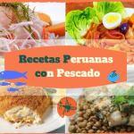 Recetas Peruanas con pescado