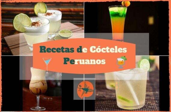 Cócteles Peruanos