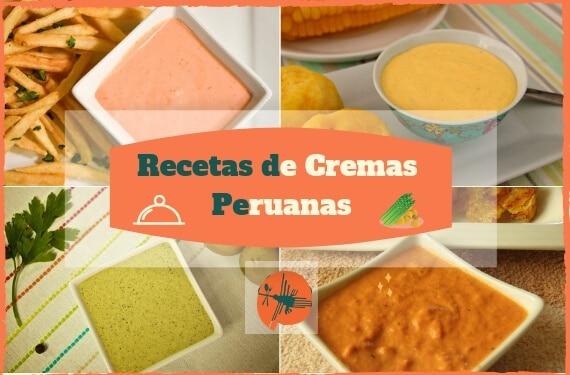 Cremas y Salsas Peruanas