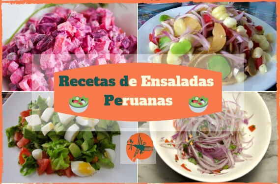 Ensaladas Peruanas
