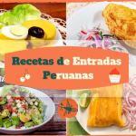 Recetas de Entradas Peruanas