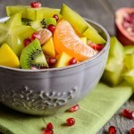 Ensalada de Frutas con carambola