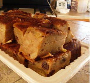 recetas de budín de kiwicha