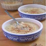 receta de mazamorra de quinua