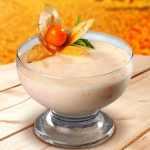 receta de mousse de aguaymanto